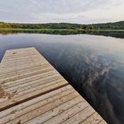 Smith Lake Evening