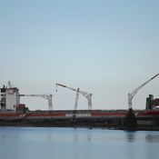 THE ALASKABORG SHIP