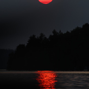 Lakefront Sunset