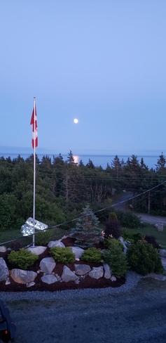 Beautiful night Hunts Point, NS