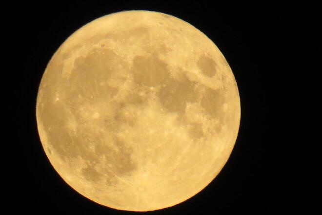 Full Moon! Bridgewater, NS