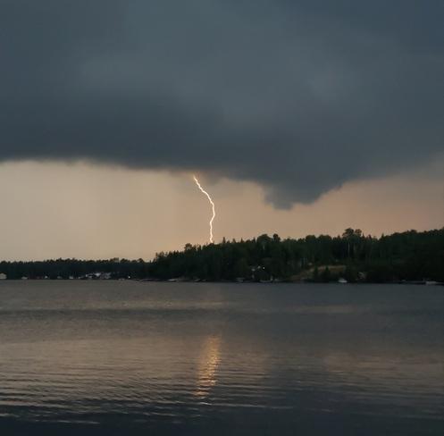 One Island Lake Lappe, ON