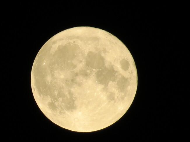Full Buck Moon Richmond, BC