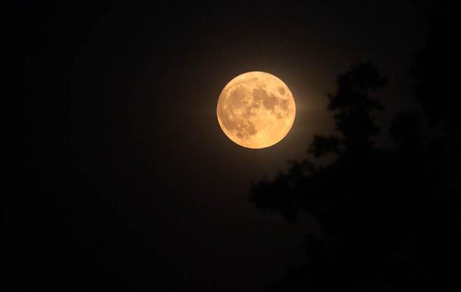 The Blood Moon Haldimand County, ON