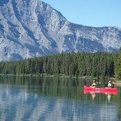 Beautiful Banff Parkway Canada