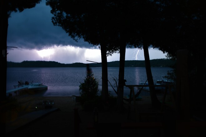 Three strikes Thunder Bay, ON