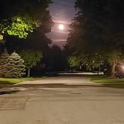 Soir de lune
