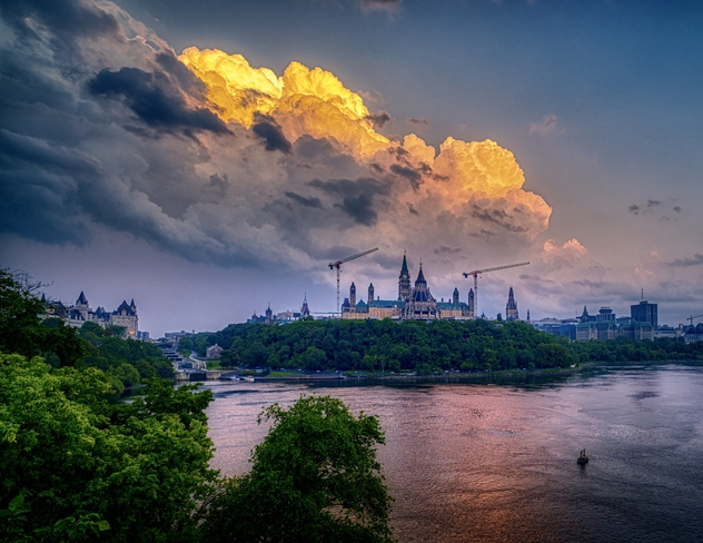 Ottawa storm Ottawa, Ontario, CA