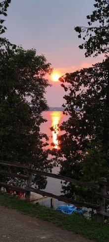Bayside sunset views Wikwemikong Unceded 26, ON