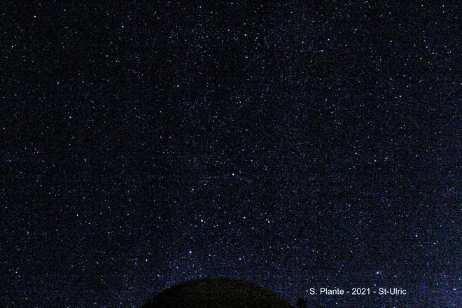 Un peu d'astronomie Saint-Ulric, QC