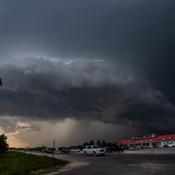 Wall Cloud in Lockport
