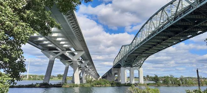 ponts champlain Saint-Lambert, QC