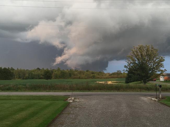 Storm Clouds Binbrook, Ontario, CA