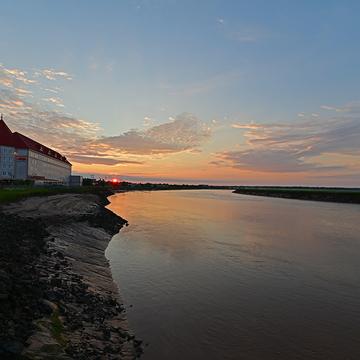 Sunrise on New Brunswick Day