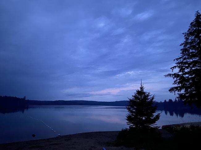 Canisbay Lake Beach Algonquin Highlands, Ontario, CA