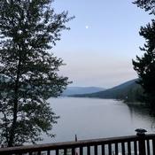 Moyie Lake June 2021