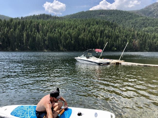 Moyie Lake June 2021 Moyie Lake, East Kootenay C, BC