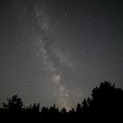 Pog Lake Milky Way