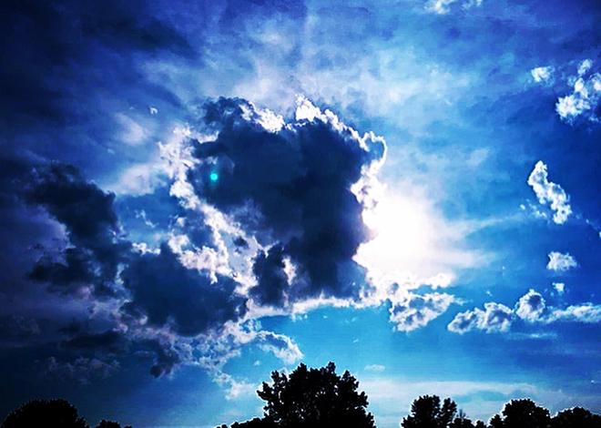 Clouds Ottawa, Ontario, CA