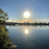 Morning sun in Beaconsfield