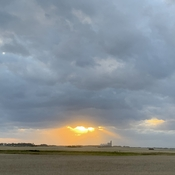 Beautiful sunset Melville Sk