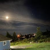 Another beautiful night sky