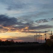 sunrise Jehovah's beauty