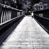 A Man and A Bridge