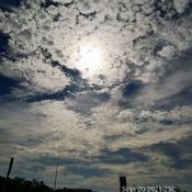 Sept 20 2021 23C Impressive sky in Thornhill