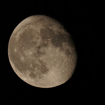 Not a Full Moon But