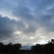 Mississauga's sky
