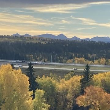 Autumn in Calgary