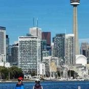 Sept 25 2021 19C Happy Saturday!:) Trillium Park, Lakeshore, Downtown Toronto