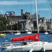 Sept 26 2021 Beautiful Sunday!:) Trillium Park, Waterfront, Downtown Toronto