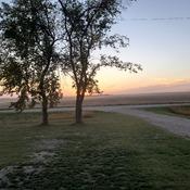 Beutifull sun set