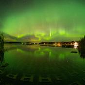 Bouchie Lake Aurora
