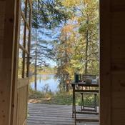 Tiny cabin hideaway