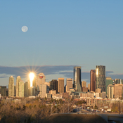Good morning, Calgary.