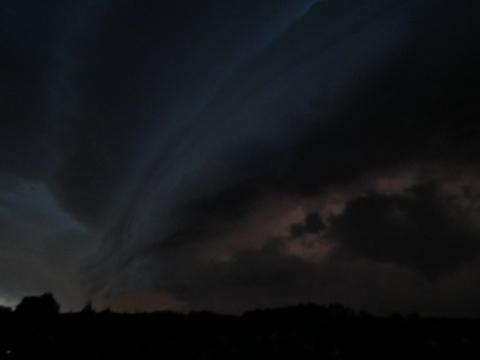 funnel cloud