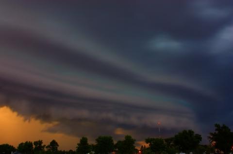 Thunder Storm Winnipg