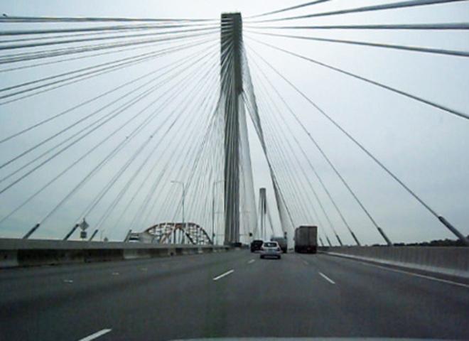 New Port Mann Bridge, BC Chicoutimi, Quebec Canada