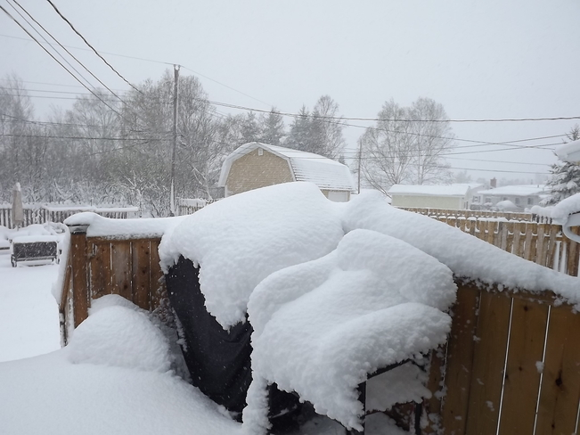 May 19th,Snowstorm