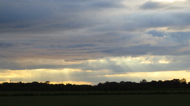 The Light Shines Down St. Catharines, Ontario Canada