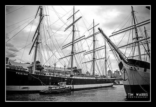 South Street Seaport Port Dover, Ontario Canada