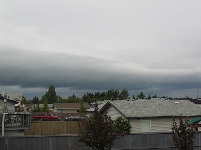 Possible storm rolling in