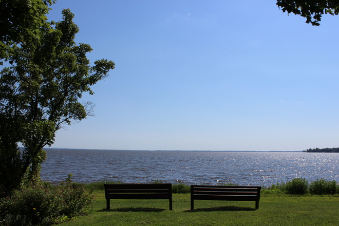 Beautiful afternoon Dorval, Quebec Canada