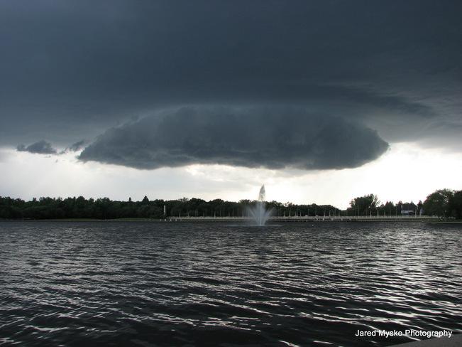 Rapid Rotation in Regina Regina, Saskatchewan Canada