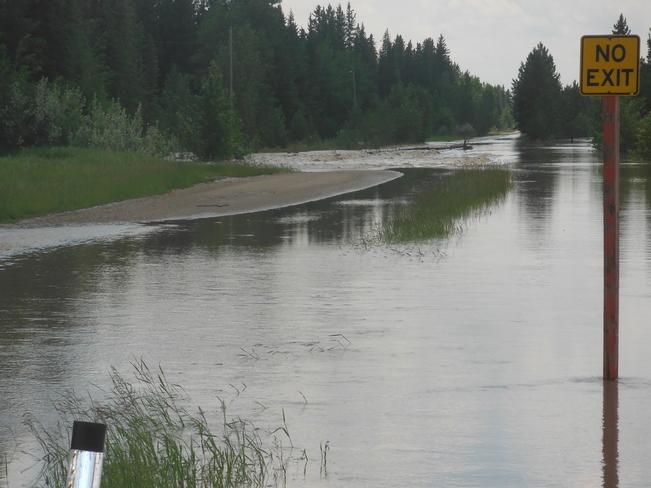 Dickson dam Area Red Deer, Alberta Canada