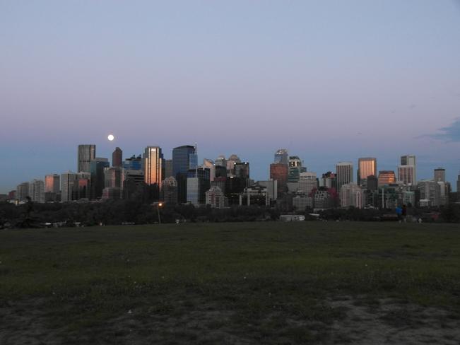 Through natural disaster we are given natural beauty Calgary, Alberta Canada
