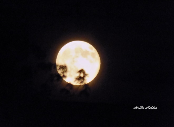 Super Moon! Welland, Ontario Canada
